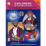 Explorers Of The New World Gr 4-7, CD-1832