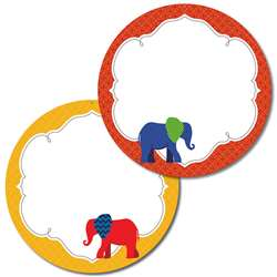 Elephant Two Sided Decorations Gr Pk-5, CD-188065
