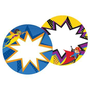 Super Power Two Sided Decoration, CD-188066