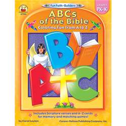 Abc'S Of The Bible By Carson Dellosa