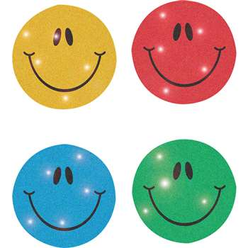 Dazzle Chart Seals Smiley 440/Pk Faces Acid/Lignin Free Multicolor By Carson Dellosa