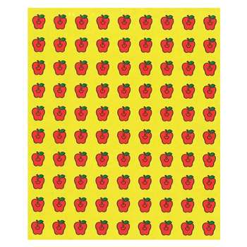 Chart Seals Apples 810/Pk Acid & Lignin Free By Carson Dellosa