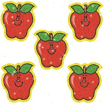 Dazzle Stickers Apples 75-Pk Acid & Lignin Free By Carson Dellosa