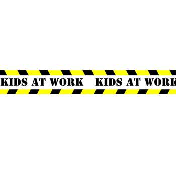 Border Kids At Work 36 Straight By Carson Dellosa