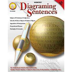 Diagraming Sentences By Carson Dellosa