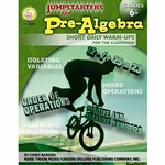 Jumpstarters For Prealgebra Short Daily Warm-Ups For The Classroom By Carson Dellosa