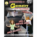 Jumpstarters For Geometry Grade 4-8+ By Carson Dellosa