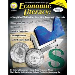 Economic Literacy Simplified Method For Teaching Economic Concepts By Carson Dellosa