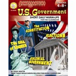 Jumpstarters For U.S. Government By Carson Dellosa