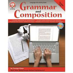 Grammar And Composition Gr 5-8 By Carson Dellosa