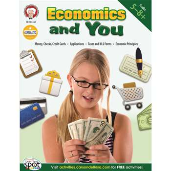 Economics And You By Carson Dellosa
