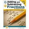 Adding And Subtracting Fractions Gr 5-8 By Carson Dellosa