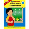 Addition & Subtraction 1 Home Workbook By Carson Dellosa