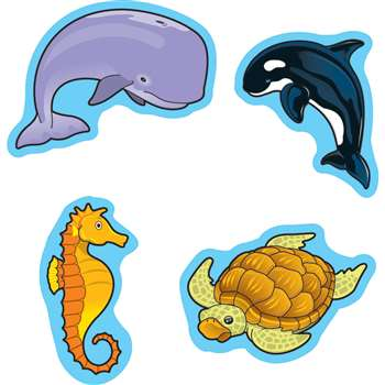 Sea Life Stickers By Carson Dellosa