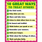 Chartlet 10 Great Ways To Treat 17 X 22 Others By Carson Dellosa