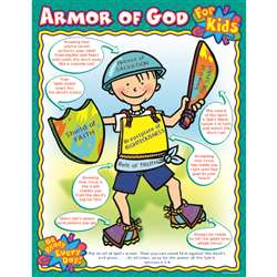 Armor Of God For Kids By Carson Dellosa