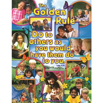 The Golden Rule By Carson Dellosa