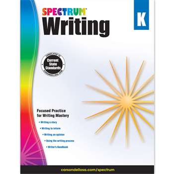 Spectrum Writing K, CD-704623