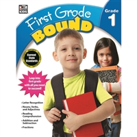First Grade Bound, CD-704634