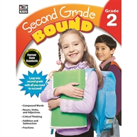 Second Grade Bound, CD-704635