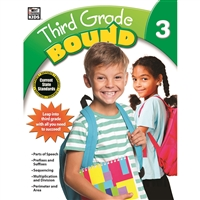Third Grade Bound, CD-704636