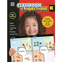Classroom Connections Gr K, CD-704637