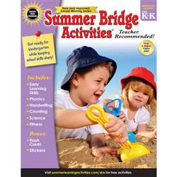 Summer Bridge Activities Gr Pk-K, CD-704695