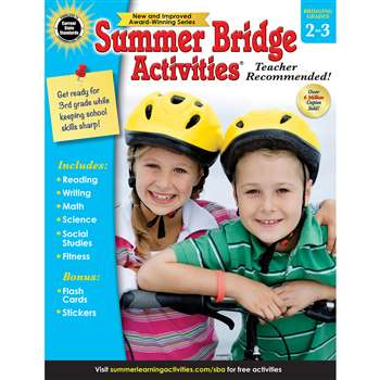Summer Bridge Activities Gr 2-3, CD-704698