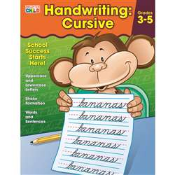 Handwriting Cursive Gr 2 And Up, CD-704873