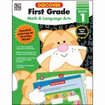 Discover First Grade Books, CD-704890