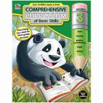 Gr 3 Comprehensive Curriculum Of Basic Skills, CD-704896