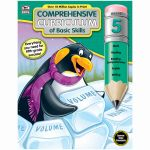 Gr 5 Comprehensive Curriculum Of Basic Skills, CD-704898