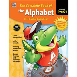 Complete Book Of The Alphabet, CD-704932