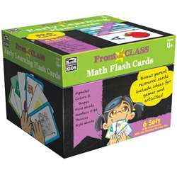 Early Learning Flash Cards Gr Pk-3, CD-734062