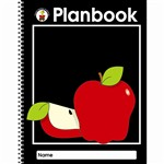 School Days Planbook Spiral Bound 8-1/2 X 11 By Carson Dellosa