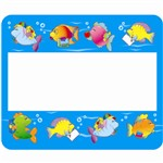 Name Tags School Of Fish 40/Pk Self-Adhesive By Carson Dellosa