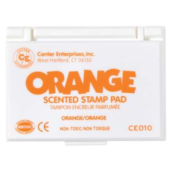 Scented Stamp Pad Orange/Orange By Center Enterprises