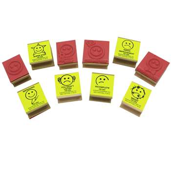 Stamp Set Smiles By Center Enterprises