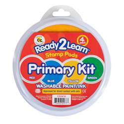 Jumbo Circular Washable Pads Primary Kit By Center Enterprises