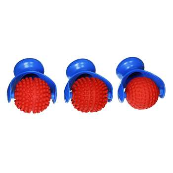 Ready2Learn Palm Dough Rollers Set Of 3 By Center Enterprises