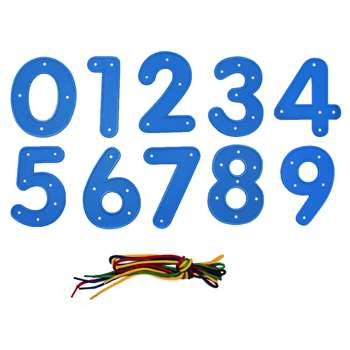 Ready2Learn Lacing Numbers 0-9, CE-6916