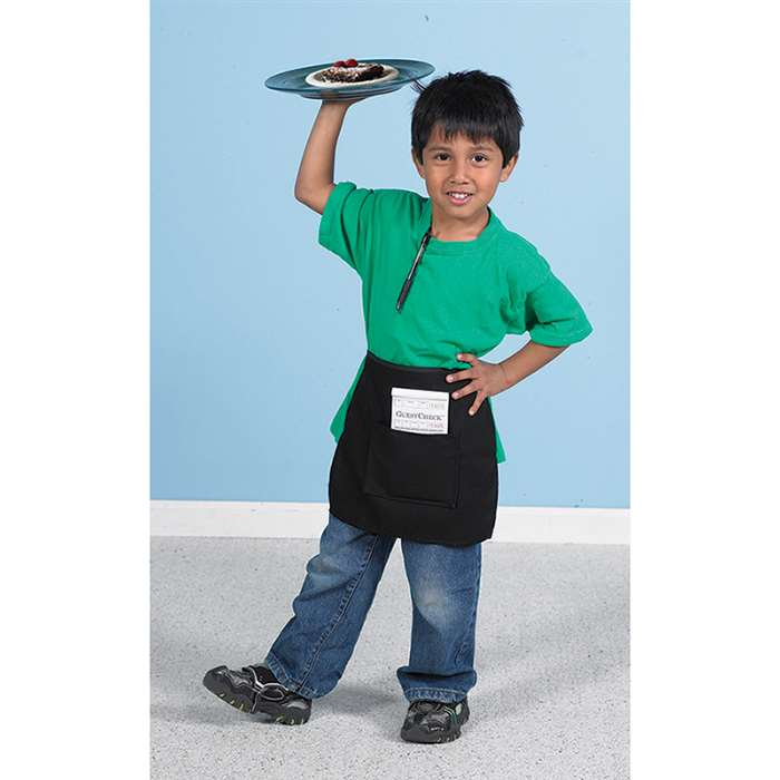 Lets Play Restaurant Unisex Apron By Childrens Factory