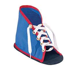 Lacing Shoe With Sole By Childrens Factory
