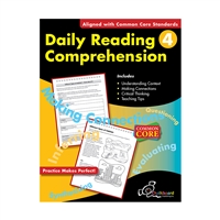 Daily Reading Comprehension Gr 4, CHK14003
