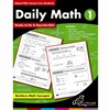 Daily Math Gr 1 By Chalkboard Publishing