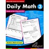 Daily Math Gr 3 By Chalkboard Publishing
