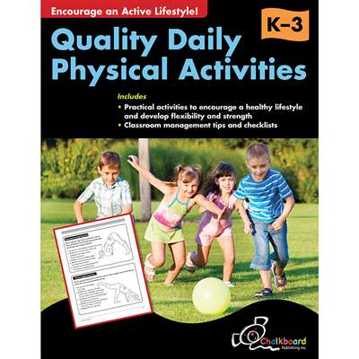 Quality Daily Gr K-3 Physical Activities, CHK7010