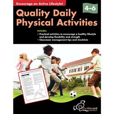 Quality Daily Gr 4-6 Physical Activities, CHK7011