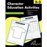 Character Education Activities 2-3 By Chalkboard Publishing
