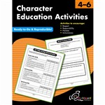 Character Education Activities 4-6 By Chalkboard Publishing